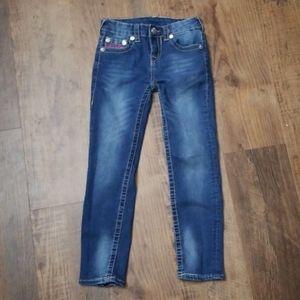 True religion girls skinny Jean's